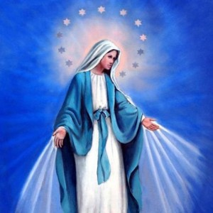Vision of Mary