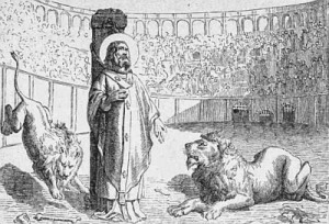 Ignatius of Antioch was not a Eucharistic Devotee